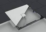 kaldewei brodziki iconic bathroom solutions. Black Bedroom Furniture Sets. Home Design Ideas